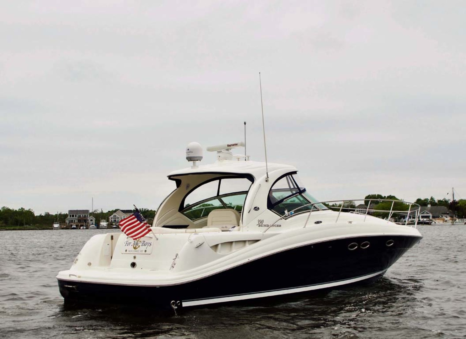 Sea Ray-390 Sundancer 2005-For My Boys Long Island-New York-United States-Starboard Aft Qtr-1170080 | Thumbnail