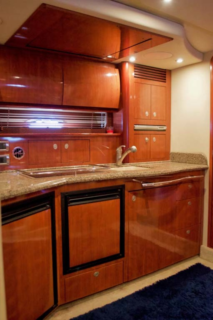 Sea Ray-390 Sundancer 2005-For My Boys Long Island-New York-United States-Galley-1170055 | Thumbnail