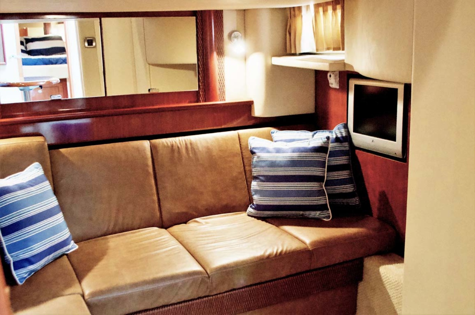Sea Ray-390 Sundancer 2005-For My Boys Long Island-New York-United States-Mid-Cabin Berth-1170063 | Thumbnail