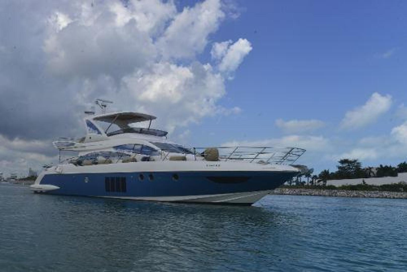 Picture Of: 64' Azimut Flybridge Motor Yacht 2012 Yacht For Sale | 2 of 15