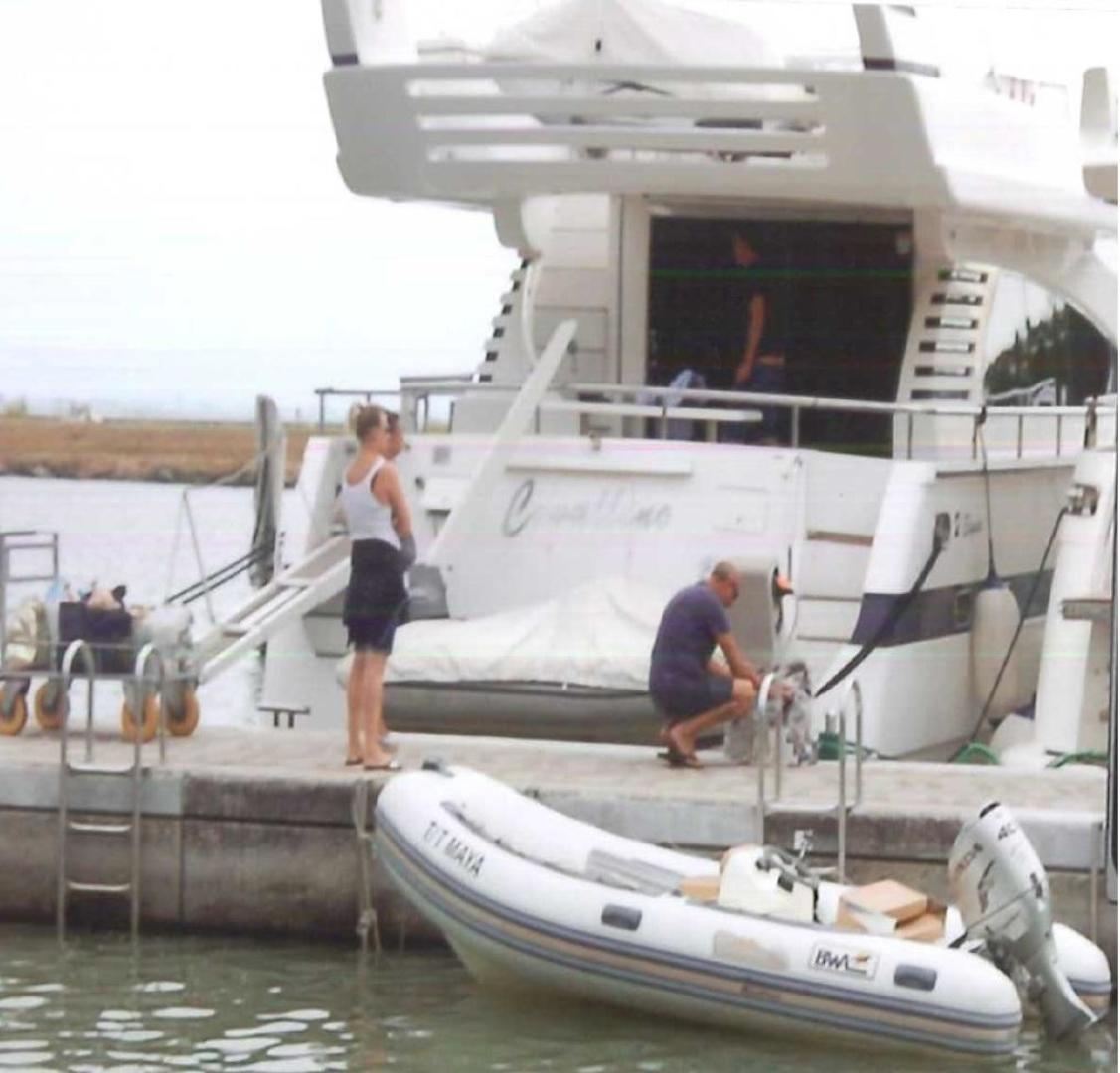 Elegance-70 Motor Yacht 1998 -Italy-1171258 | Thumbnail