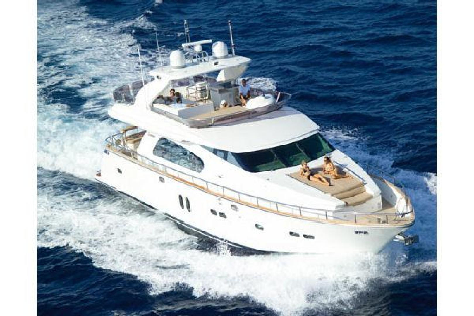 Elegance-70 Motor Yacht 1998 -Italy-1171248 | Thumbnail