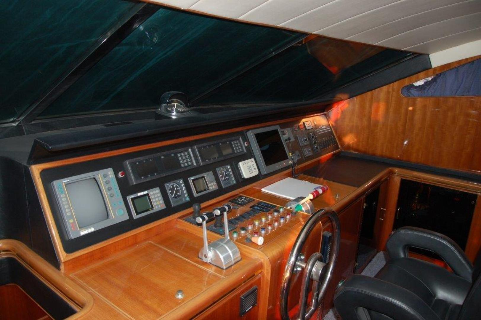 Elegance-70 Motor Yacht 1998 -Italy-1171262 | Thumbnail