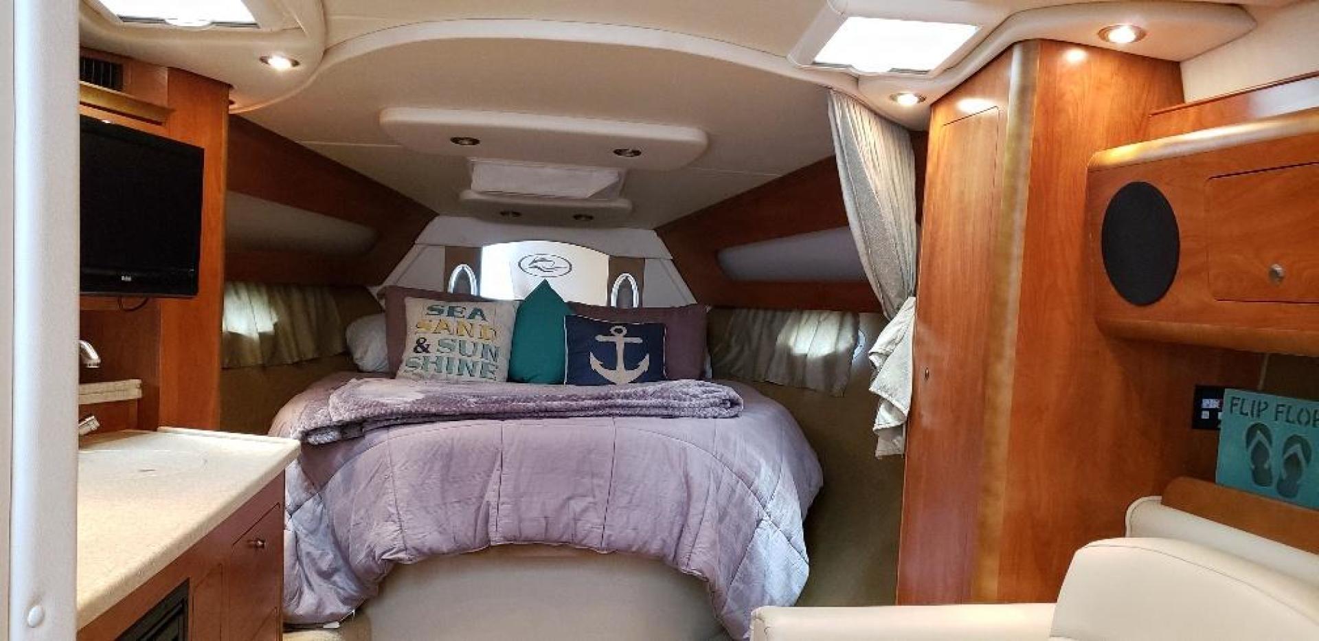 Rinker-350 Express Cruiser 2008-Dolce Vita Clearwater-Florida-United States-2008 Rinker 350 Express Cruiser  Dolce Vita   Master Suite-1172150   Thumbnail