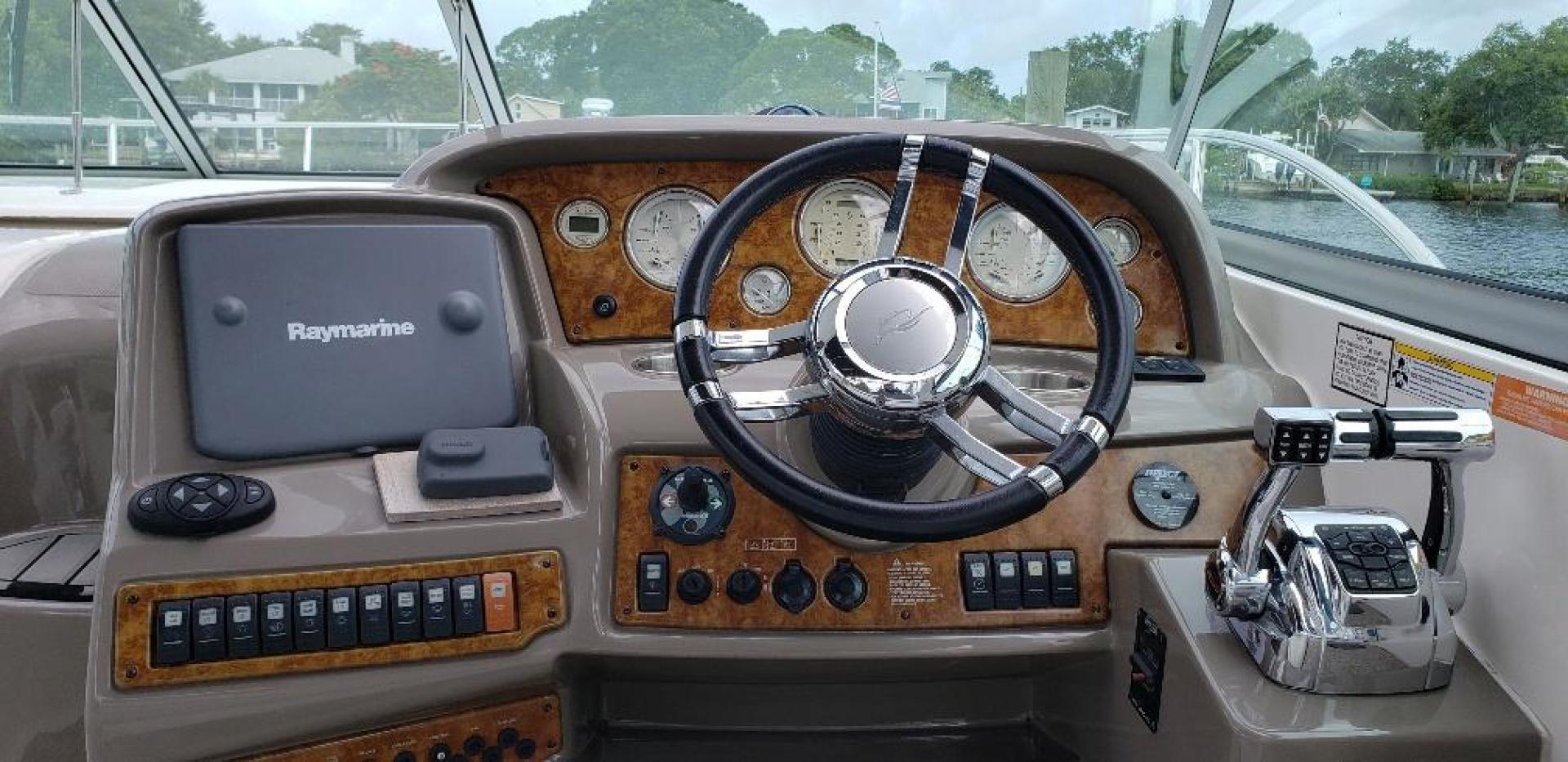 Rinker-350 Express Cruiser 2008-Dolce Vita Clearwater-Florida-United States-2008 Rinker 350 Express Cruiser  Helm -1172137   Thumbnail