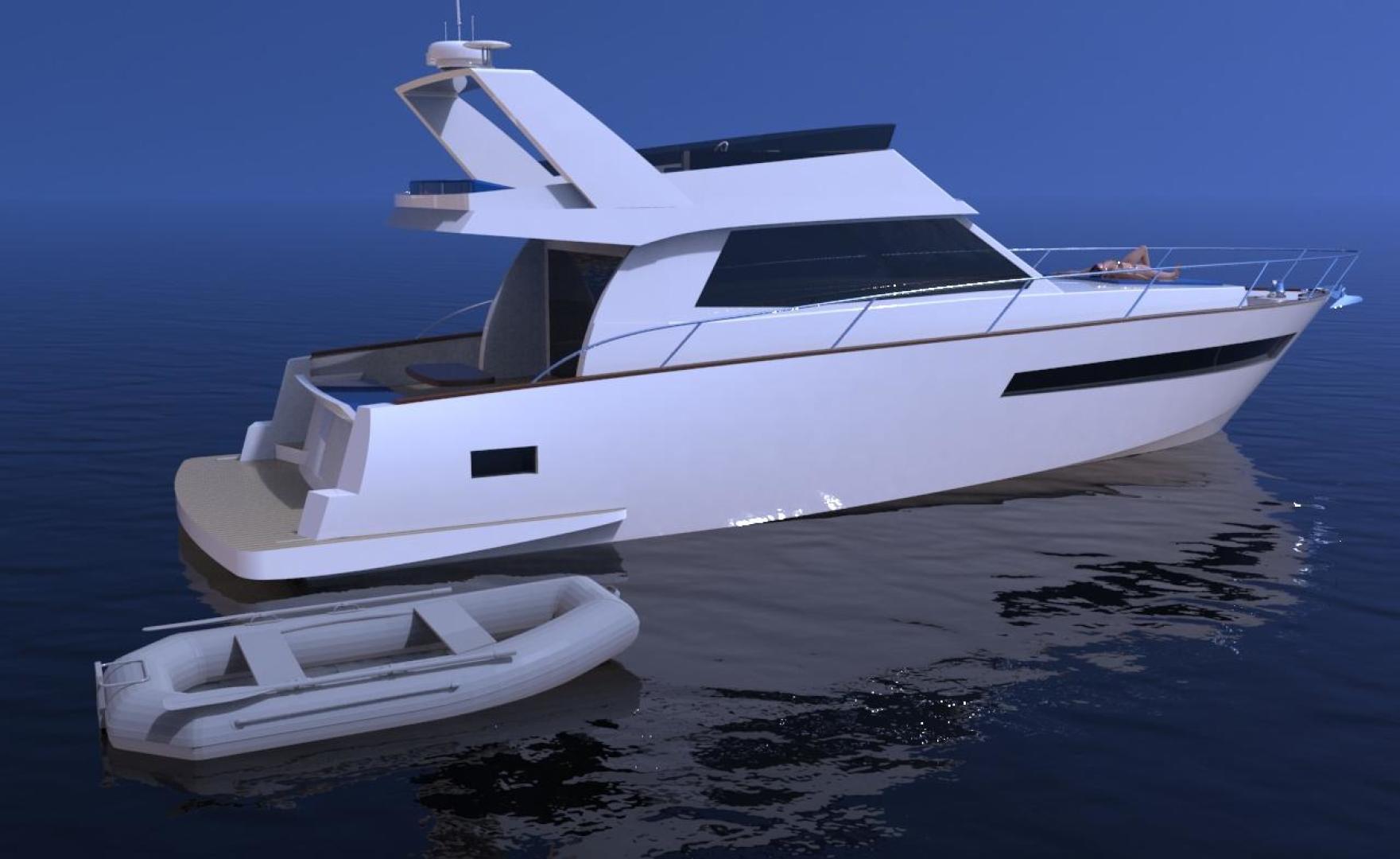 Custom-Experty Yachts Prior 58 2014 -Turkey-1172820 | Thumbnail