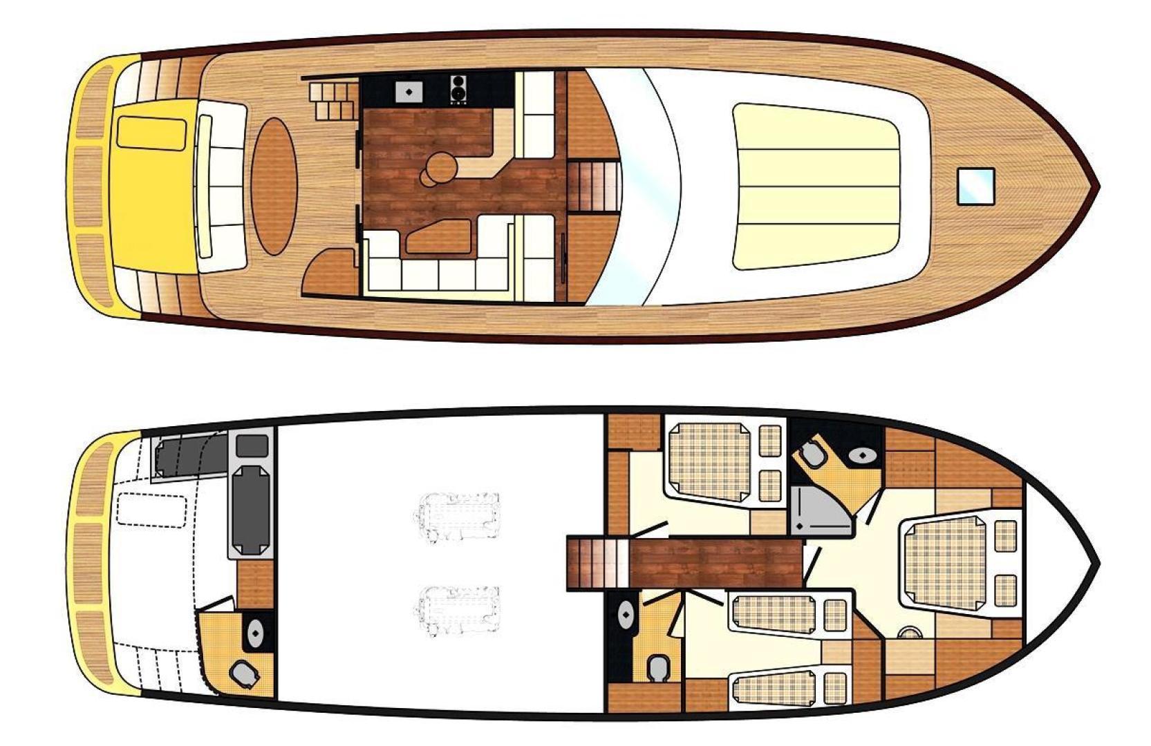 Custom-Experty Yachts Prior 58 2014 -Turkey-1172821 | Thumbnail