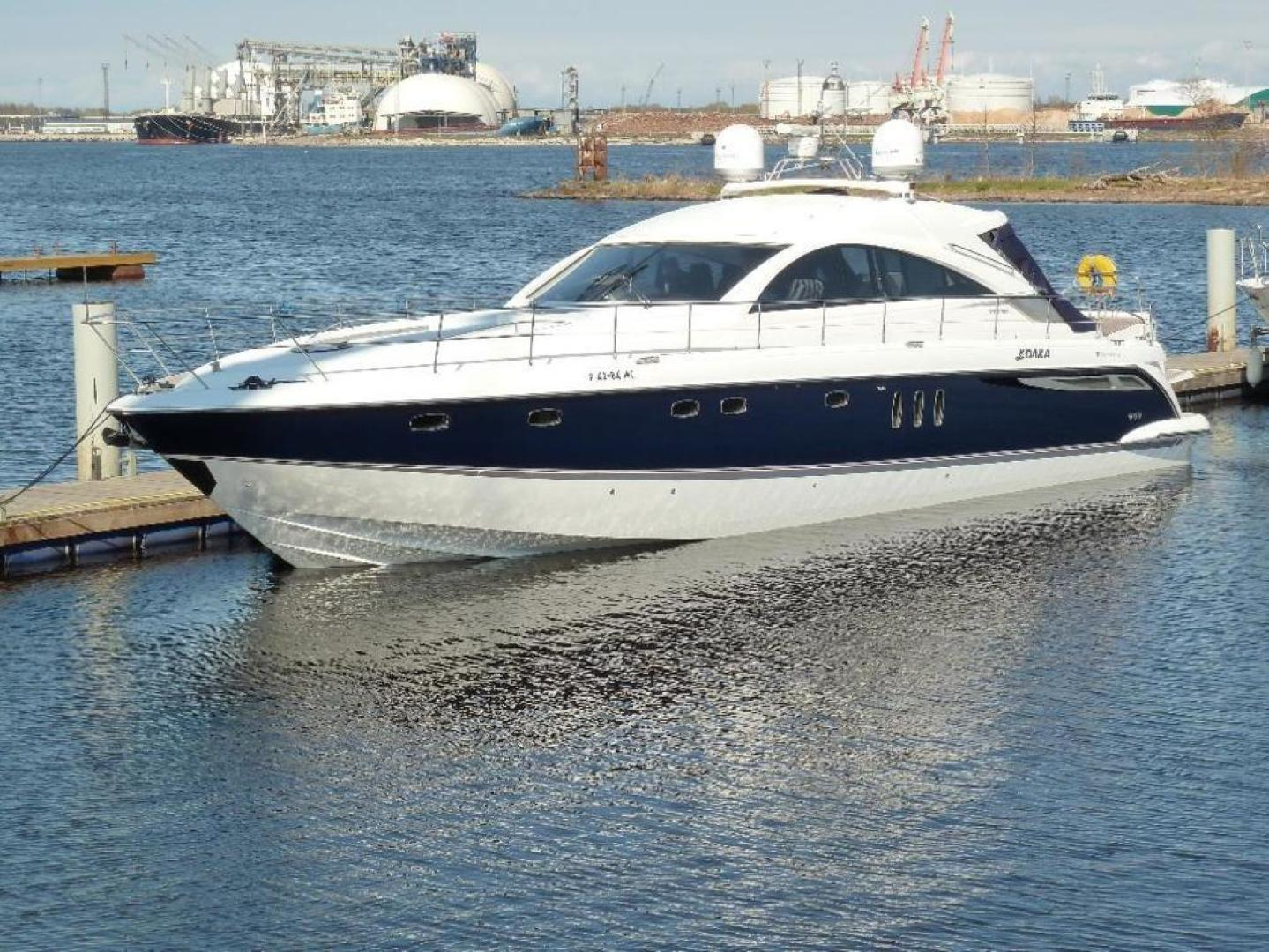 Picture Of: 62' Fairline Targa 62 2007 Yacht For Sale | 2 of 21