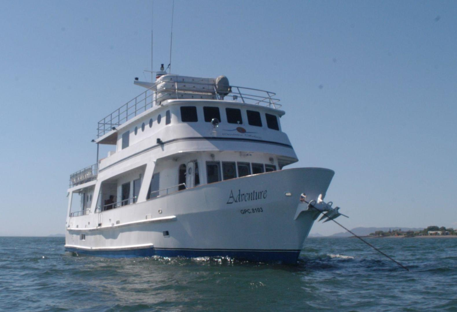 Custom-Yacht 85 Dive Expedtion 1982 -Costa Rica-1173747 | Thumbnail