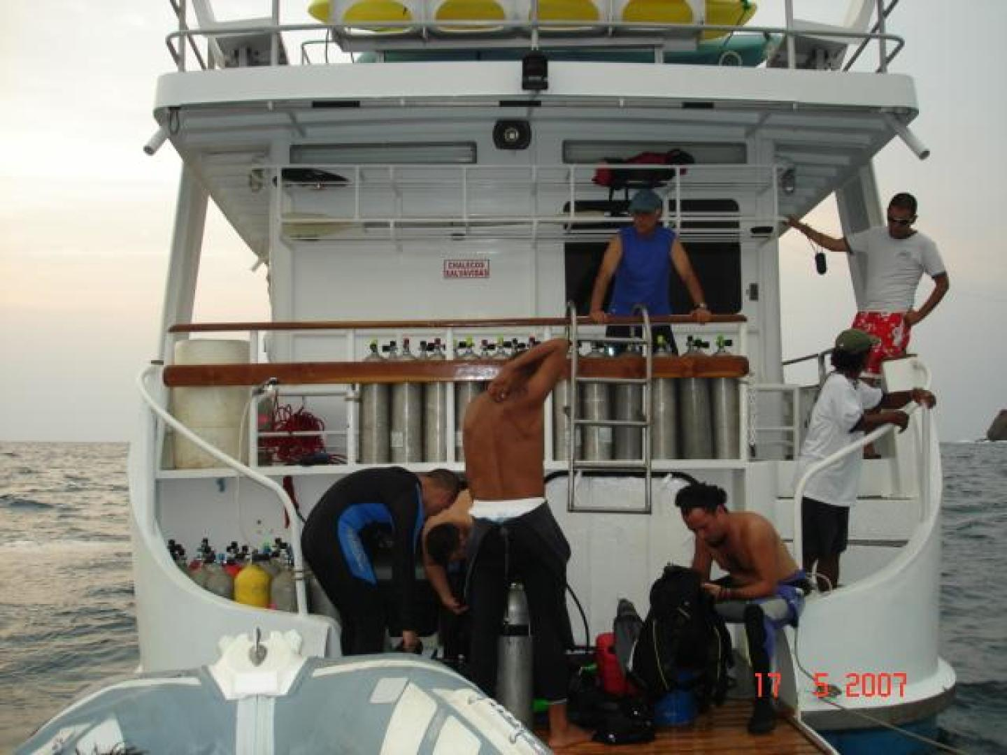 Custom-Yacht 85 Dive Expedtion 1982 -Costa Rica-1173746 | Thumbnail