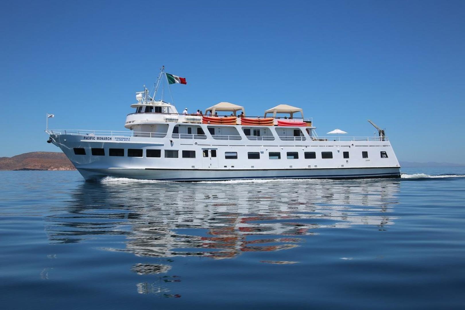 1971 Pacific Boats 130' 130 Monarch