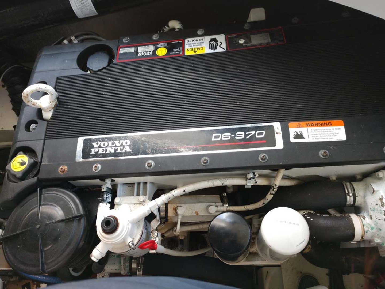 Larson-Cabrio 370 2007-My Tye XII Wiscasset-Maine-United States-Port Engine-1177104 | Thumbnail