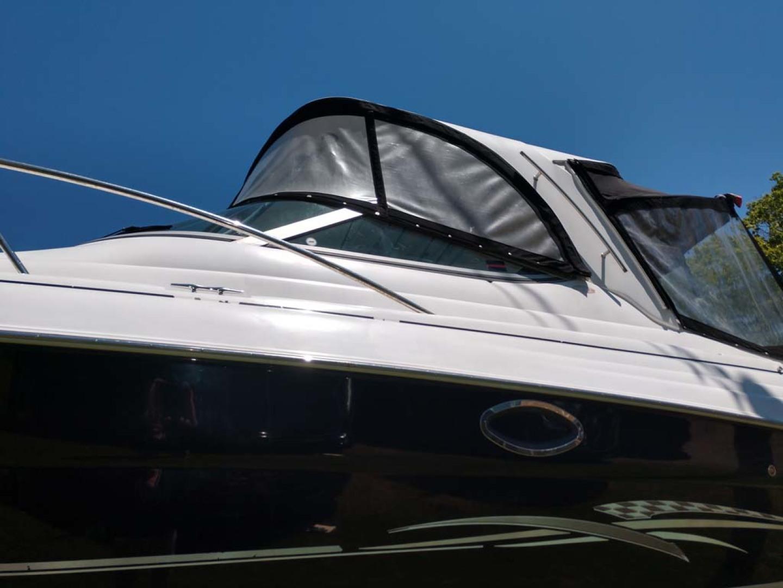 Larson-Cabrio 370 2007-My Tye XII Wiscasset-Maine-United States-Wheelhouse-1174456 | Thumbnail