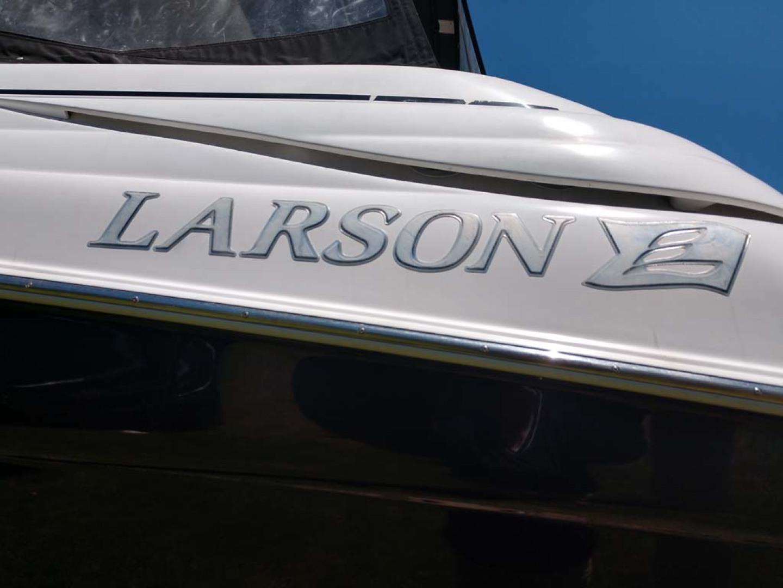 Larson-Cabrio 370 2007-My Tye XII Wiscasset-Maine-United States-Larson Logo-1174517 | Thumbnail