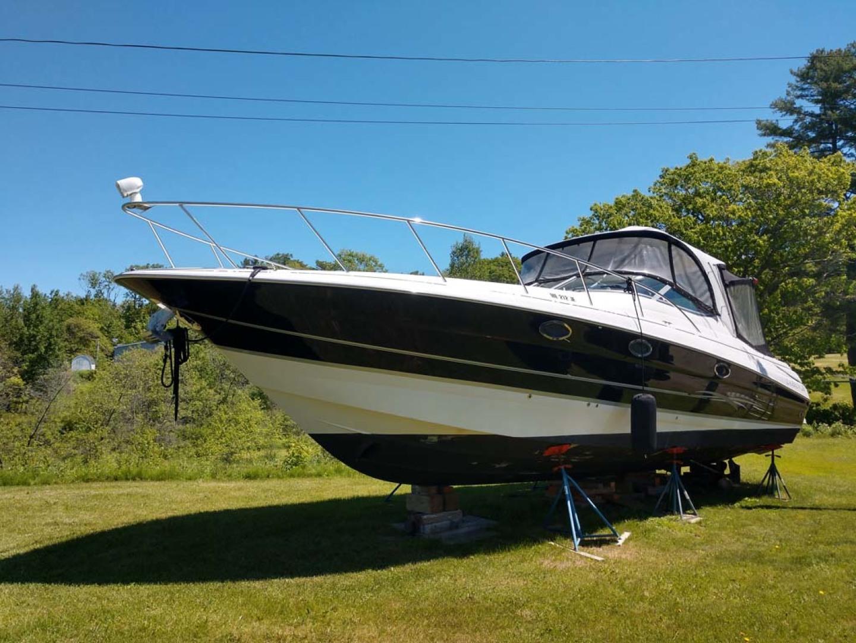Larson-Cabrio 370 2007-My Tye XII Wiscasset-Maine-United States-Port View-1174445 | Thumbnail