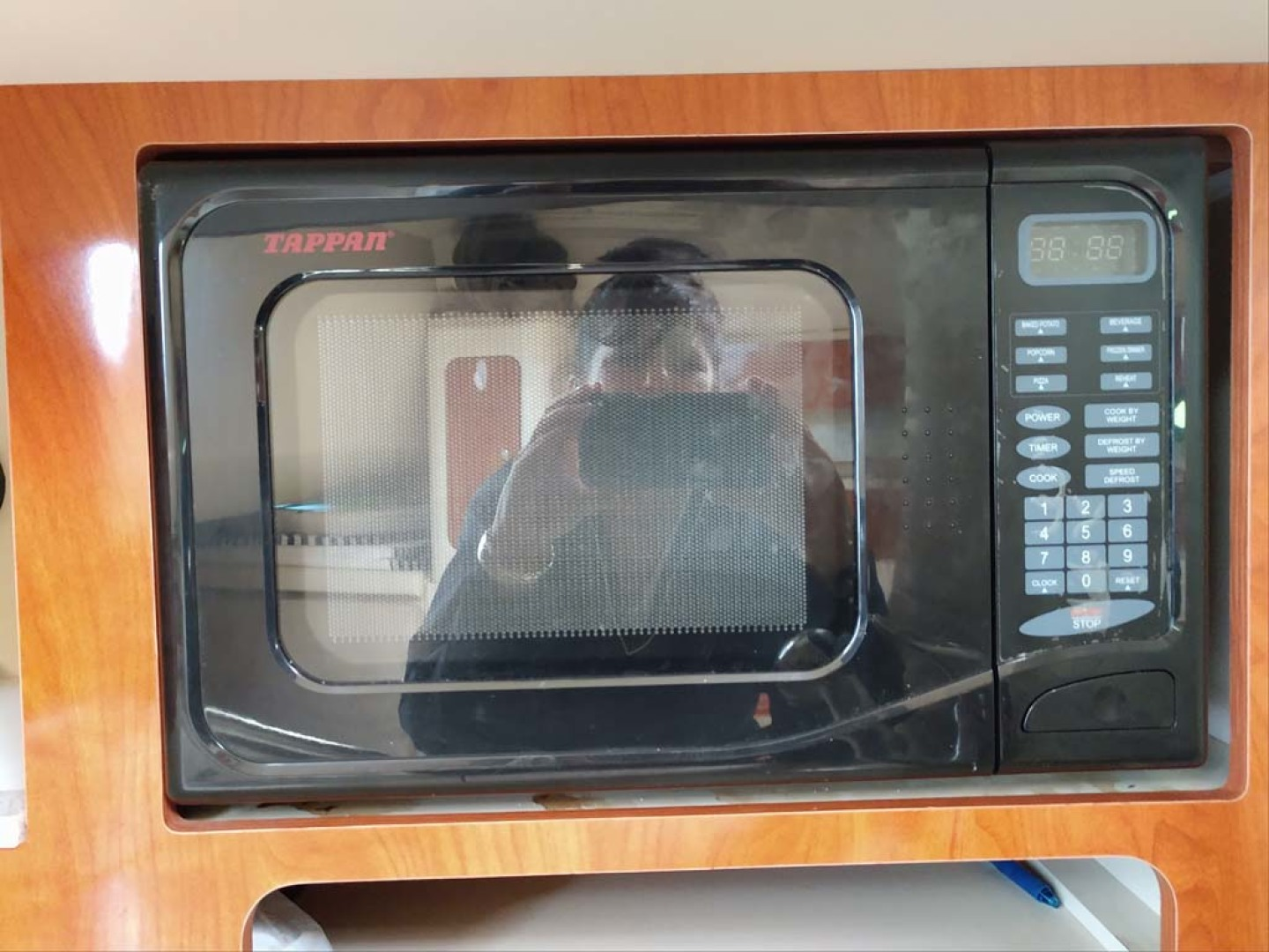 Larson-Cabrio 370 2007-My Tye XII Wiscasset-Maine-United States-Tappan Microwave-1174506 | Thumbnail