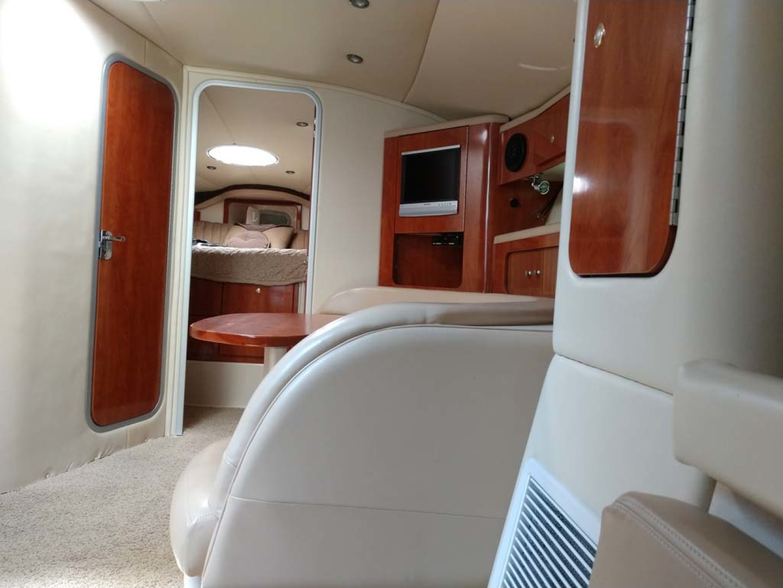Larson-Cabrio 370 2007-My Tye XII Wiscasset-Maine-United States-Interior-1174484 | Thumbnail