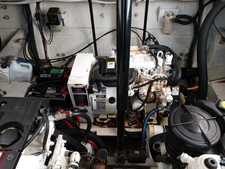 Larson-Cabrio 370 2007-My Tye XII Wiscasset-Maine-United States-Kohler Generator-1177102 | Thumbnail