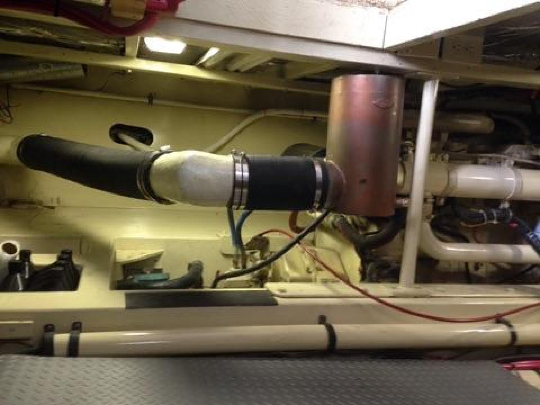 Meridian-MCS 53 1974-Meridian Seattle-Washington-United States-Engine Room-1175694 | Thumbnail