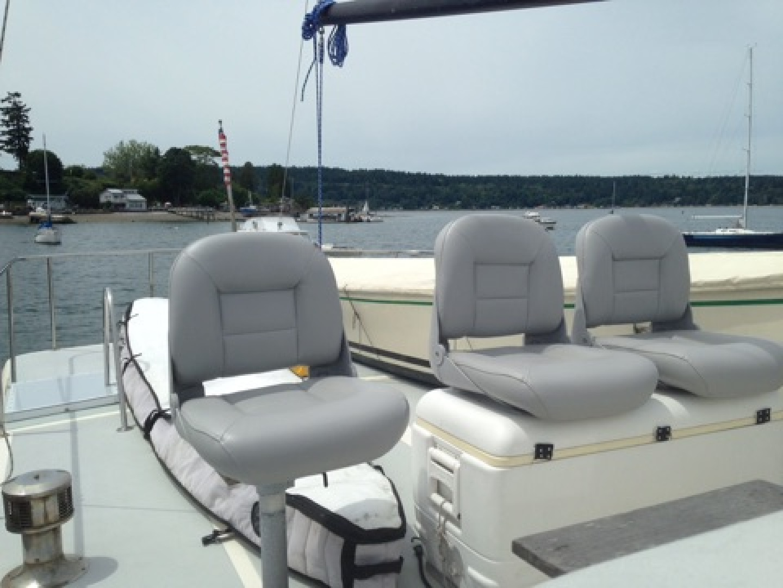 Meridian-MCS 53 1974-Meridian Seattle-Washington-United States-Boat Deck Chairs-1175682 | Thumbnail