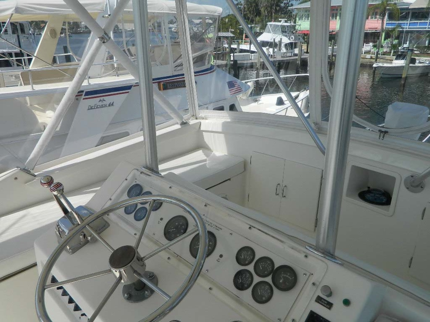 Post-Sport Fisherman 1994-Ingred Stuart-Florida-United States-Bridge Helm Instruments-1176204 | Thumbnail