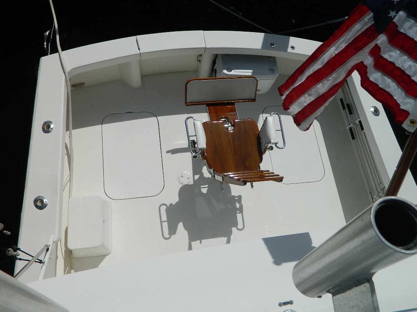 Post-Sport Fisherman 1994-Ingred Stuart-Florida-United States-Aerial Cockpit View-1176214 | Thumbnail