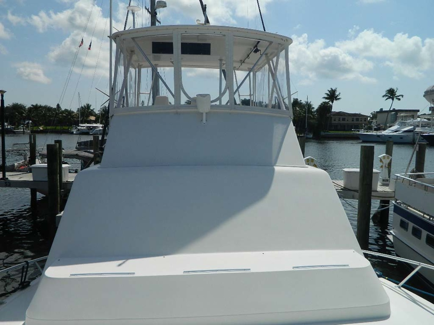 Post-Sport Fisherman 1994-Ingred Stuart-Florida-United States-Bow Looking Aft-1176200 | Thumbnail