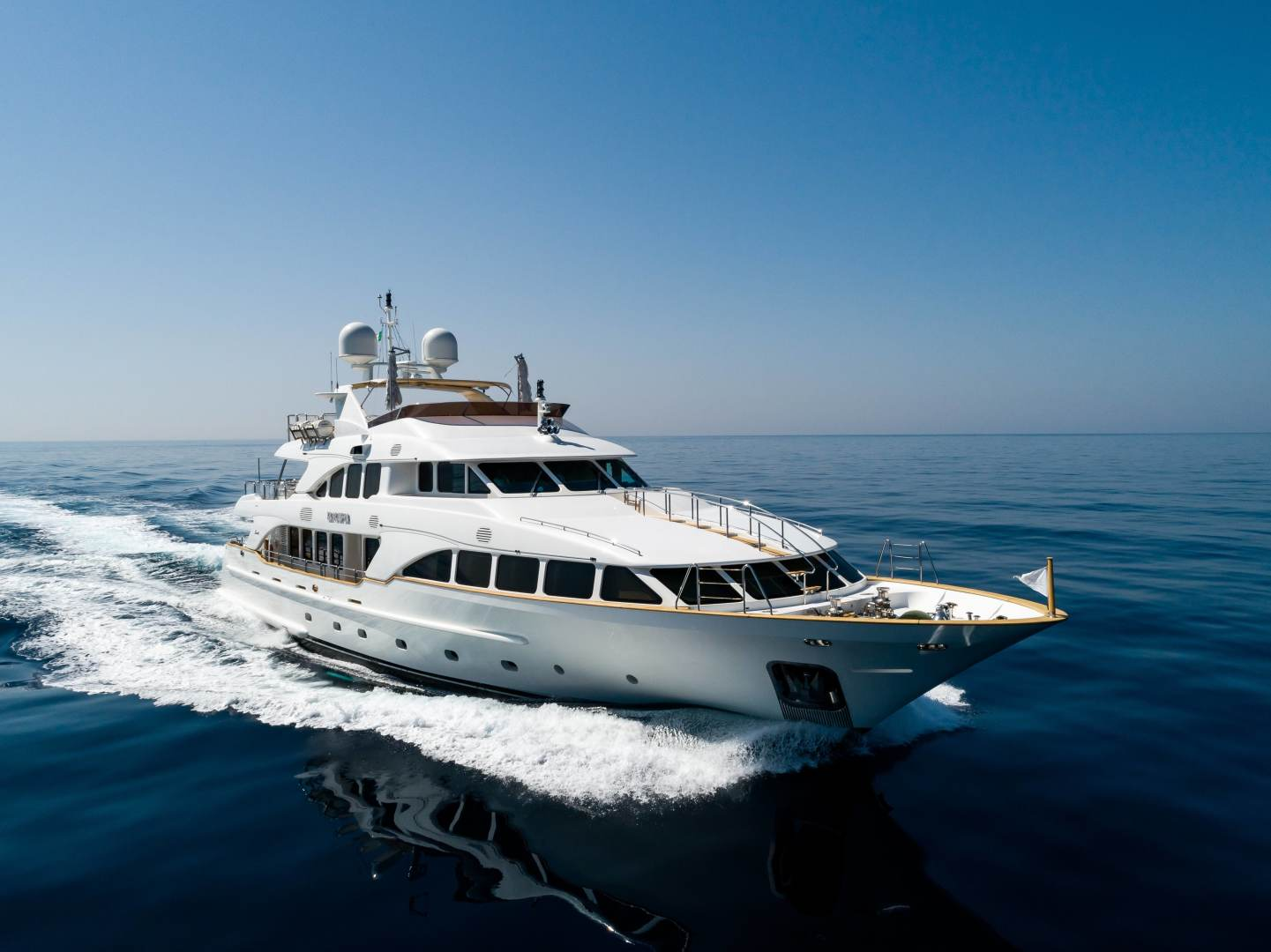 Picture Of: 120' Benetti 2010 Yacht For Sale | 2 of 29