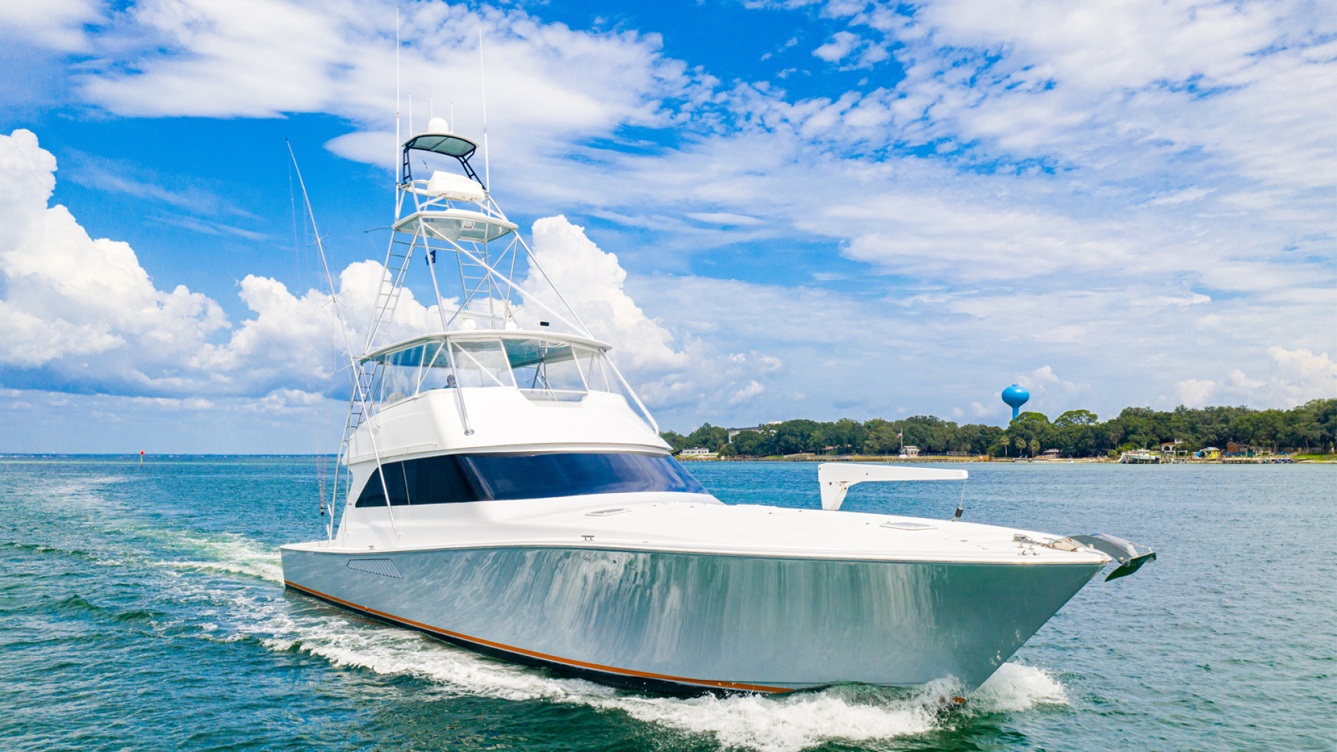 Picture Of: 65' Viking 65 Flybridge 2004 Yacht For Sale | 1 of 74