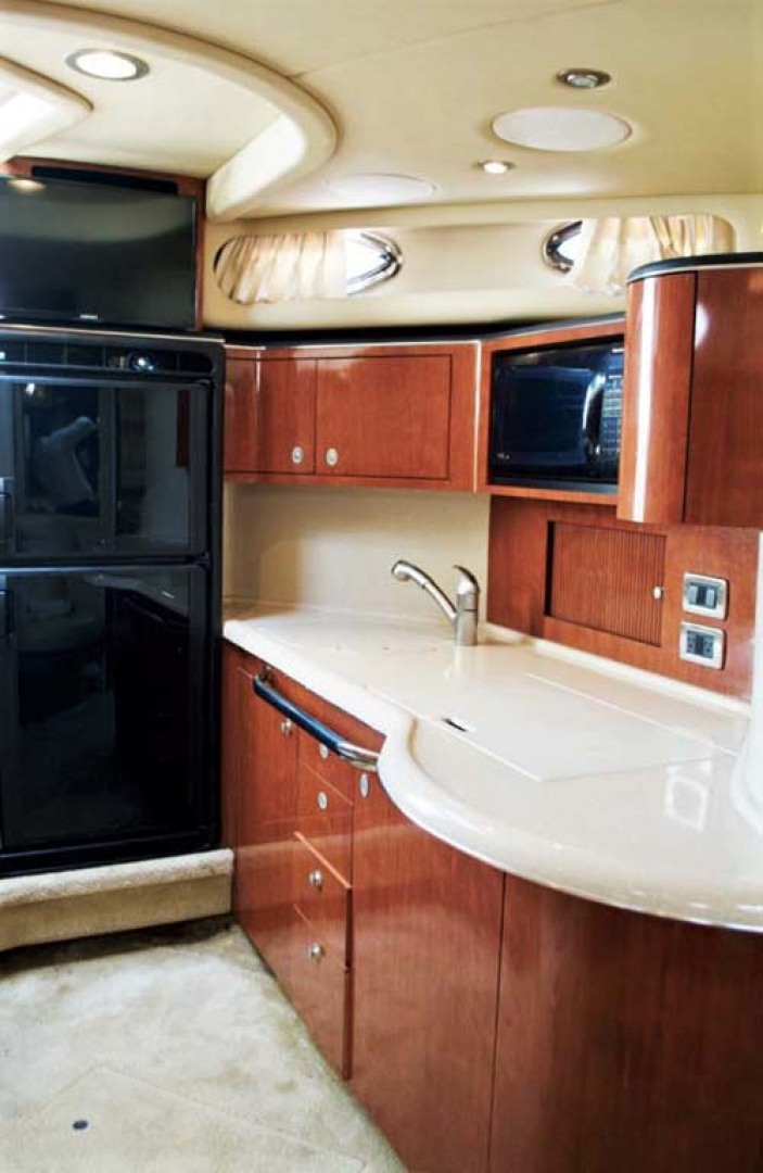 Sea Ray-380 Sundancer 2004-The Gumar II Freeport-New York-United States-Galley-1181068 | Thumbnail