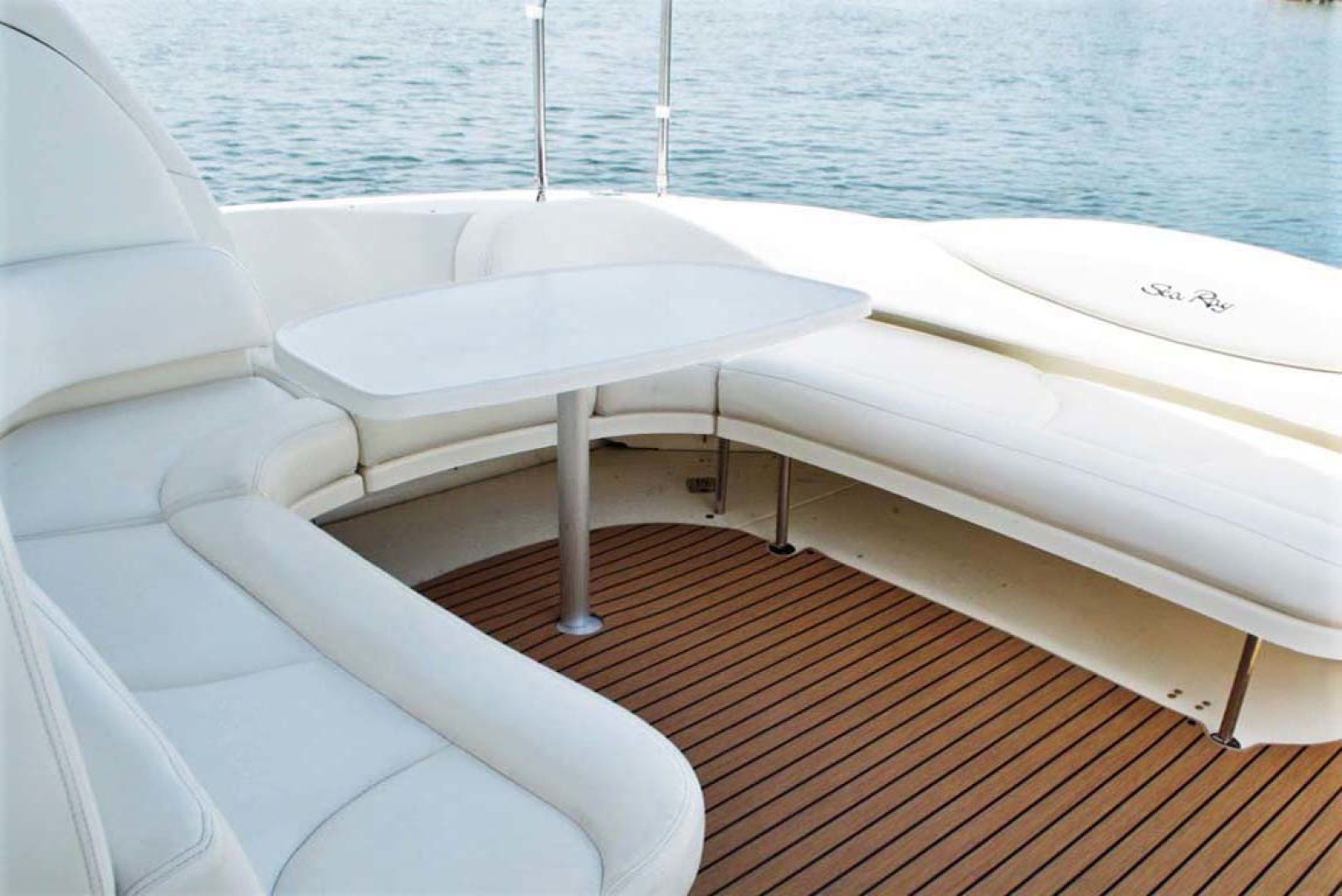 Sea Ray-380 Sundancer 2004-The Gumar II Freeport-New York-United States-Cockpit-1181079 | Thumbnail