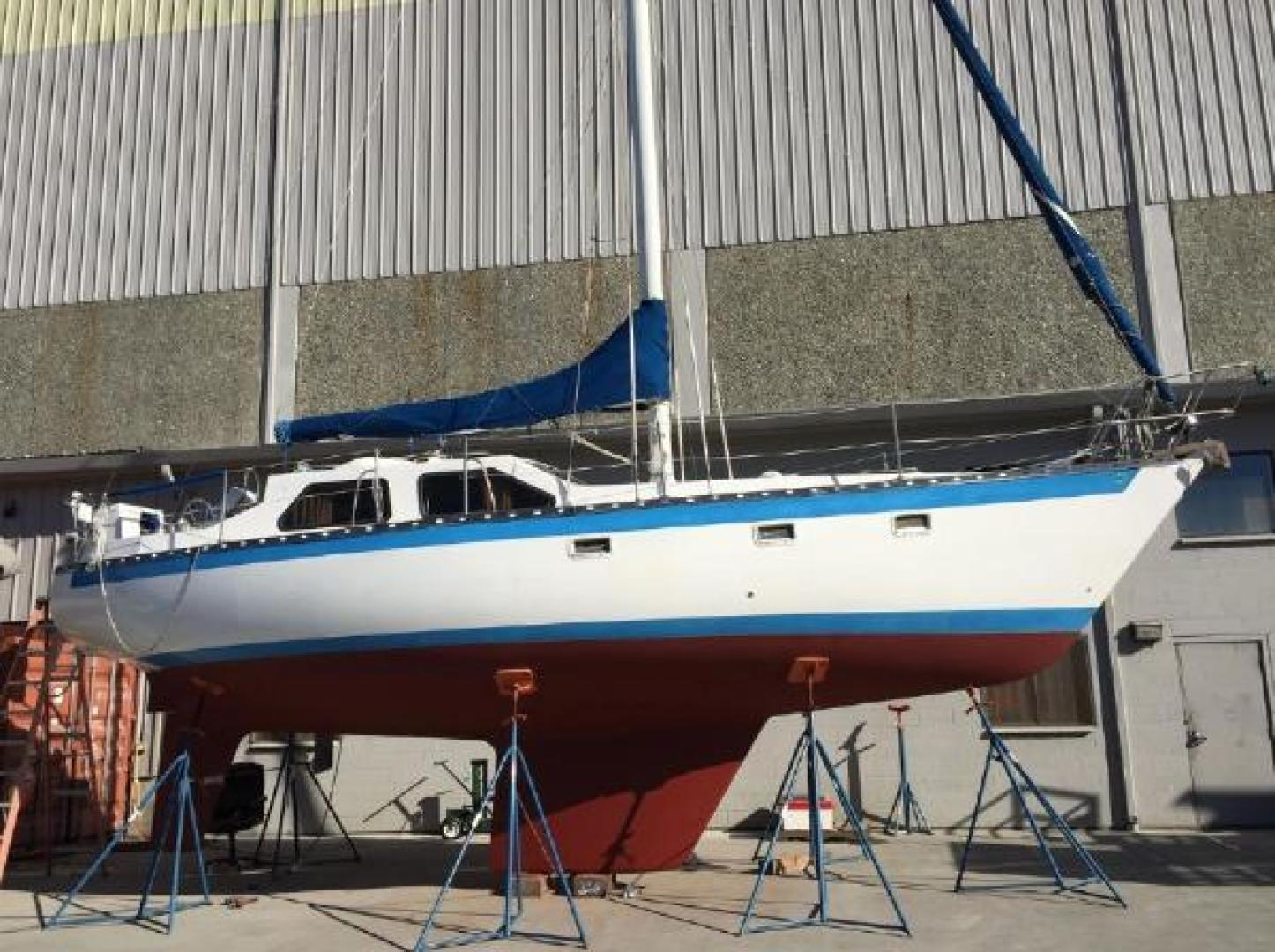 Picture Of: 35' Cooper 353 Pilothouse 1982 Yacht For Sale | 1 of 7