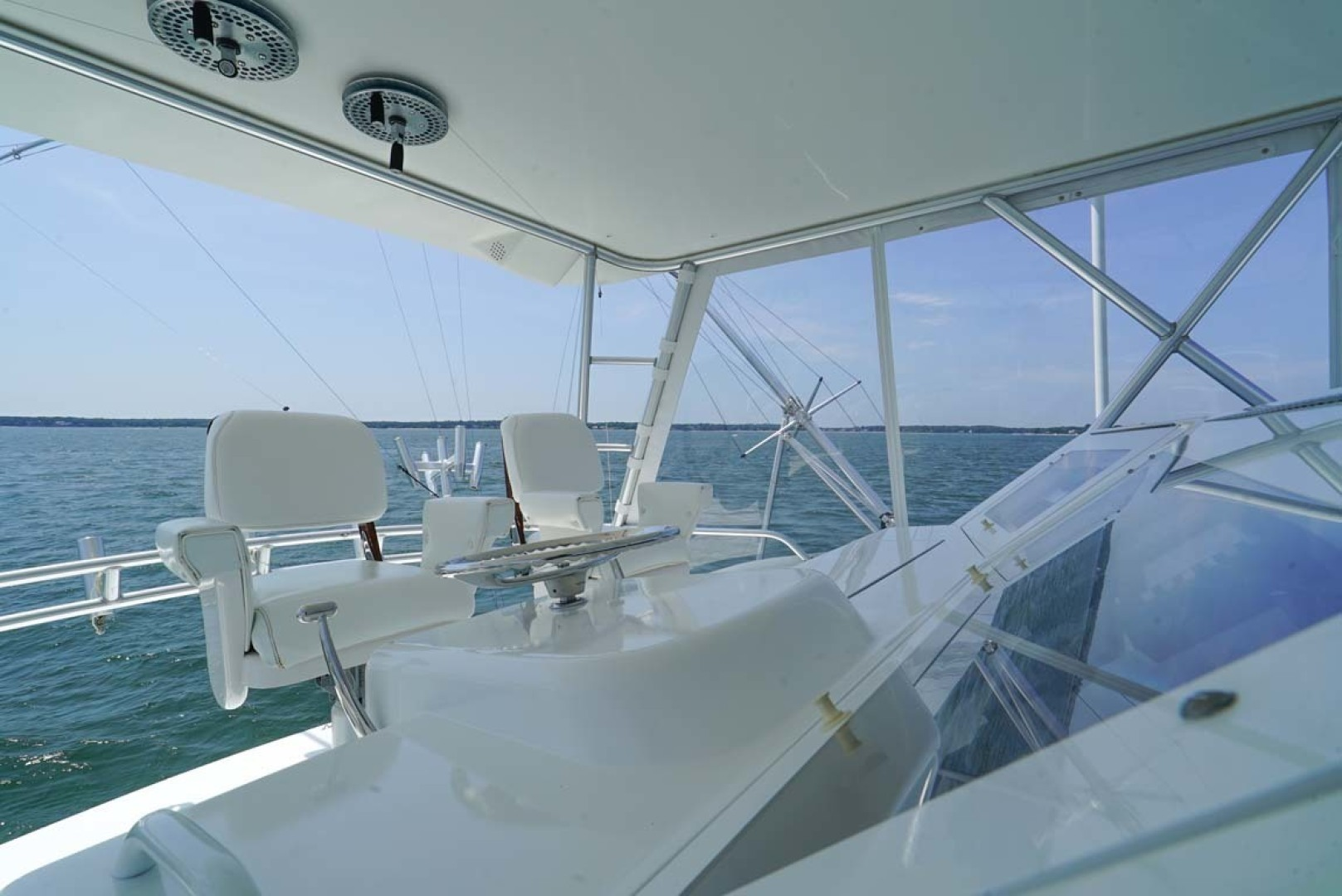 Viking-48 Convertible 2002-Sugaree PALM BEACH-Florida-United States-Helm-1348584 | Thumbnail