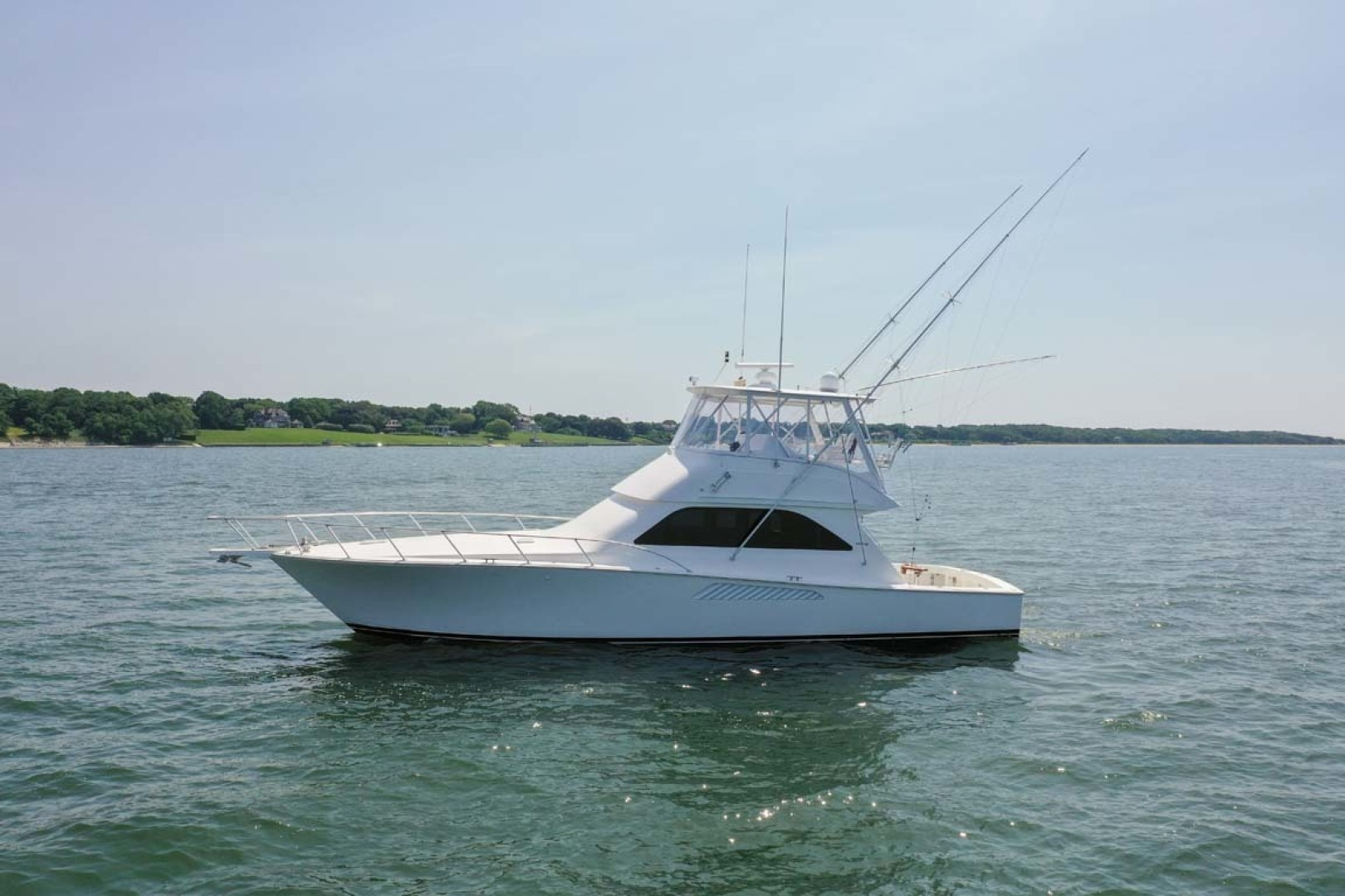 Picture Of: 48' Viking 48 Convertible 2002 Yacht For Sale | 1 of 54