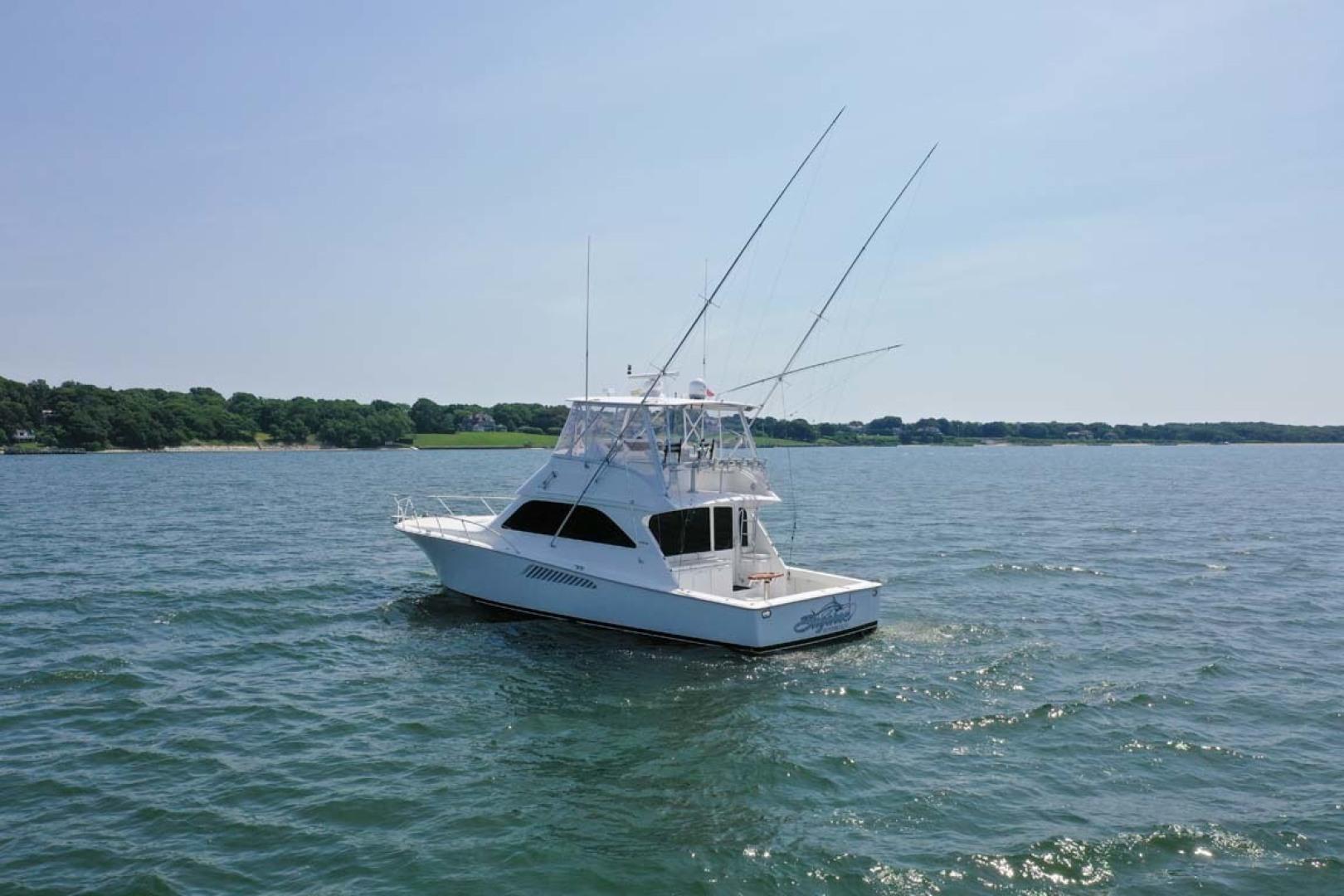 Viking-48 Convertible 2002-Sugaree PALM BEACH-Florida-United States-Port Profile-1348573 | Thumbnail