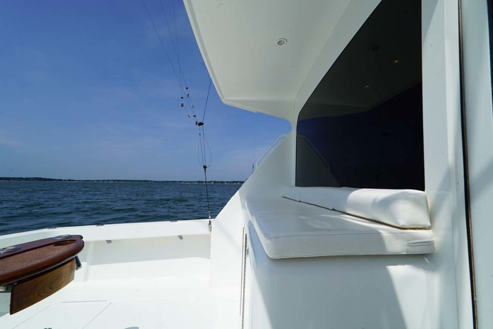 Viking-48 Convertible 2002-Sugaree PALM BEACH-Florida-United States-Cockpit Seating-1348612 | Thumbnail