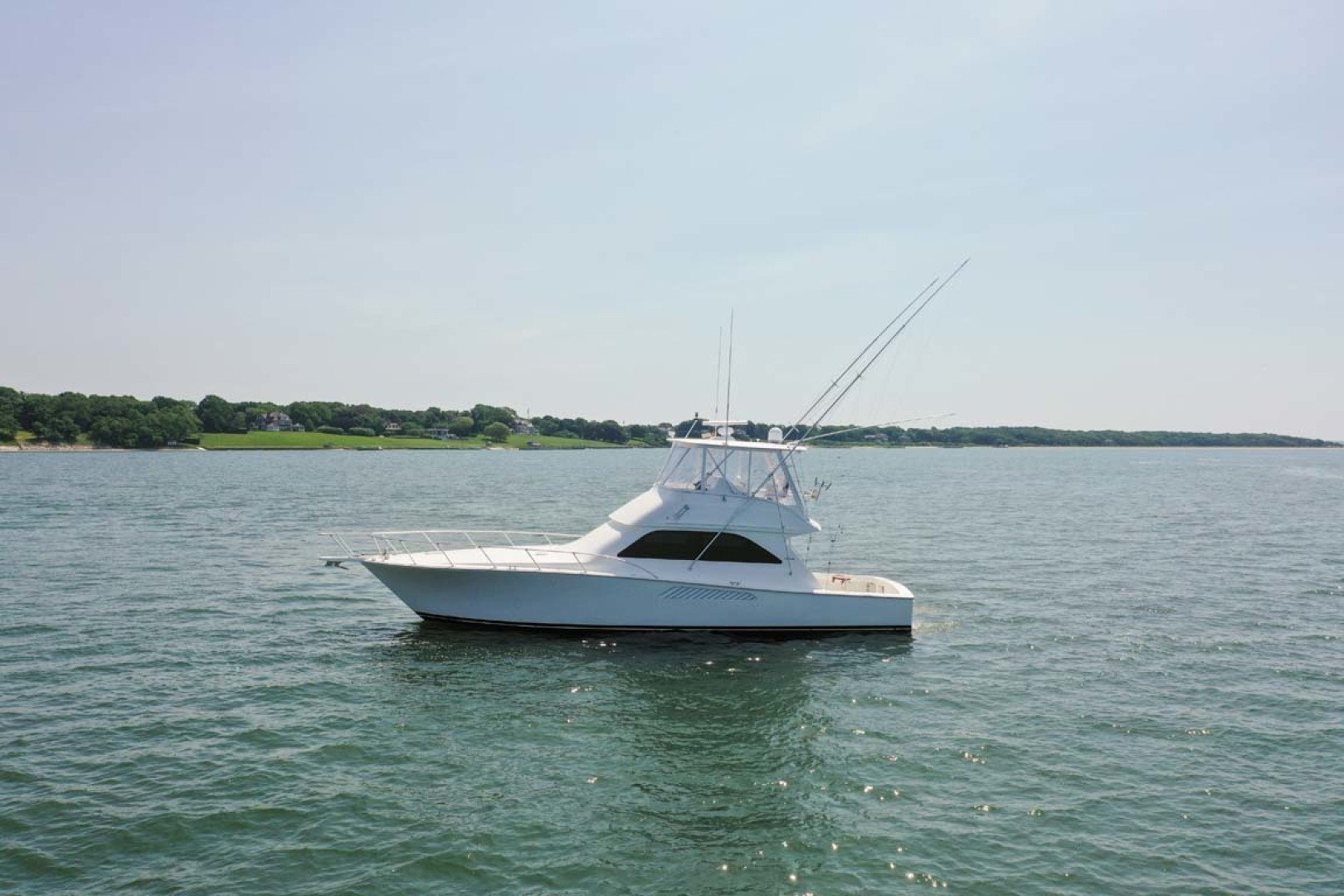 Picture Of: 48' Viking 48 Convertible 2002 Yacht For Sale | 2 of 54