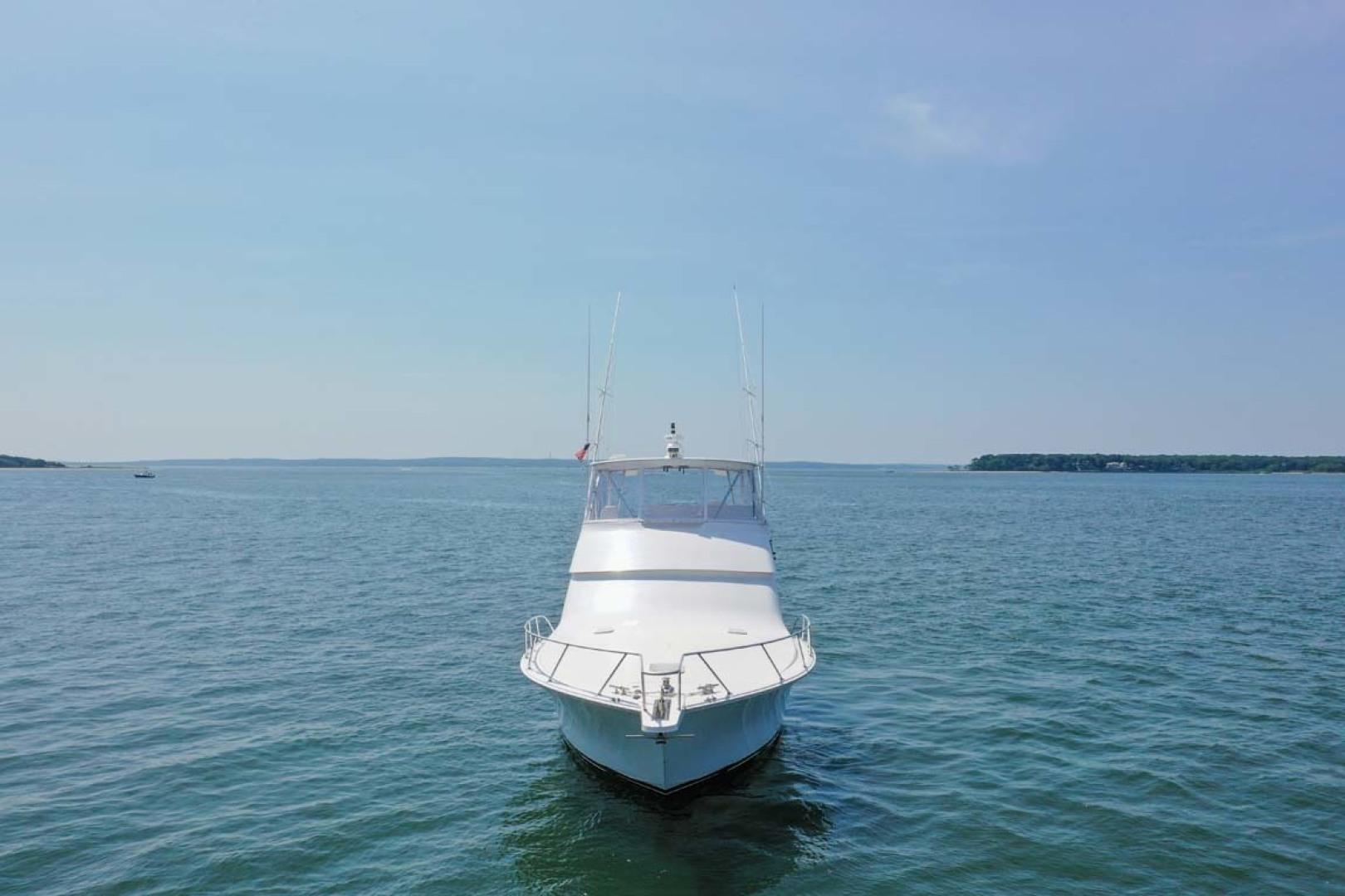 Viking-48 Convertible 2002-Sugaree PALM BEACH-Florida-United States-Bow-1348577 | Thumbnail