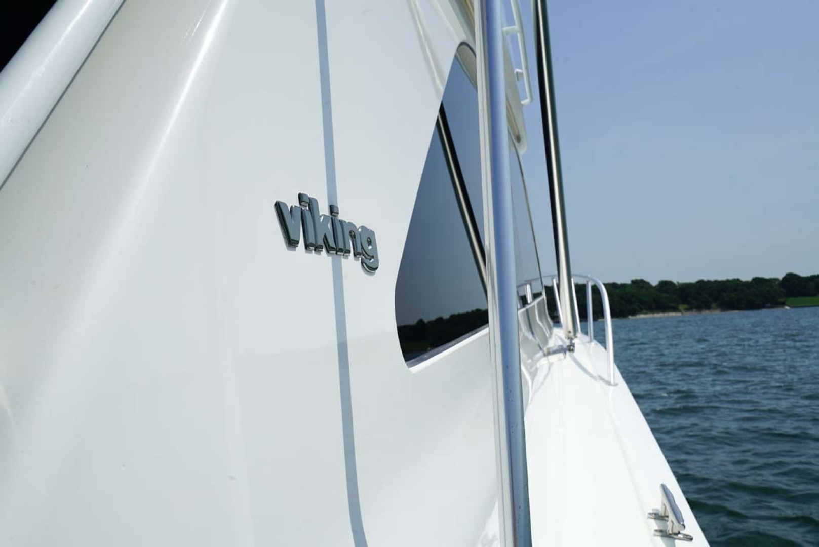 Viking-48 Convertible 2002-Sugaree PALM BEACH-Florida-United States-Starboard Deck-1348580 | Thumbnail
