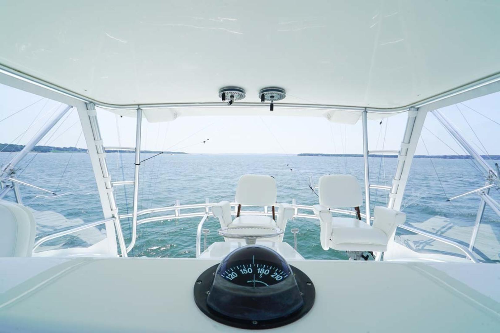 Viking-48 Convertible 2002-Sugaree PALM BEACH-Florida-United States-Helm Chairs-1348585 | Thumbnail