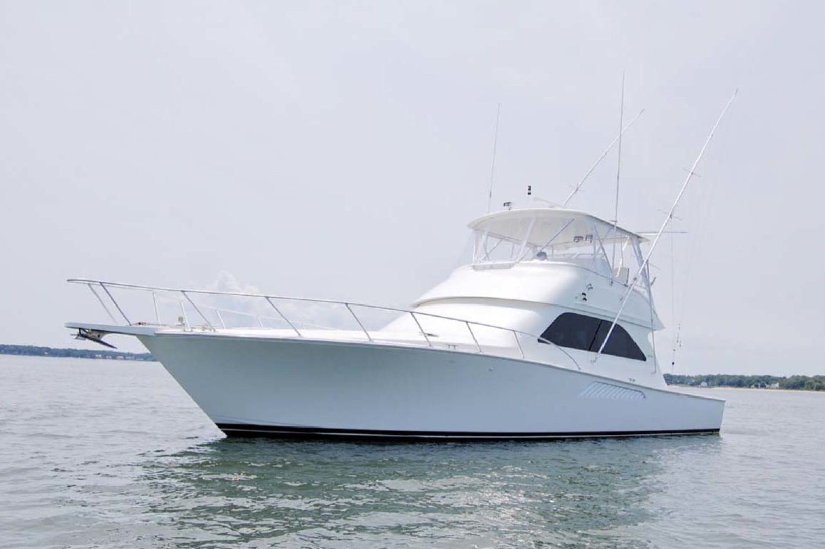 Viking 48' 48 Convertible 2002  Sugaree