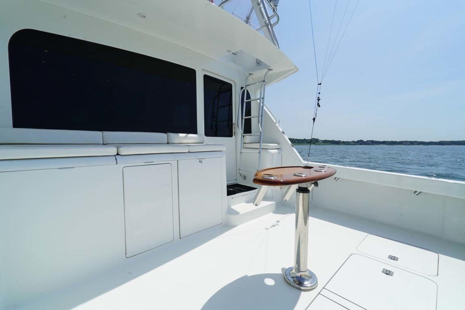 Viking-48 Convertible 2002-Sugaree PALM BEACH-Florida-United States-Cockpit-1348611 | Thumbnail