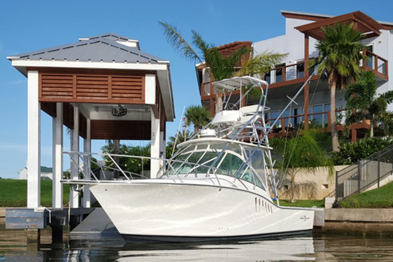 Papi Chulo is a Albemarle 290 XF Yacht For Sale in Galveston-Papi Chulo Albemarle 2008 29 XF-0