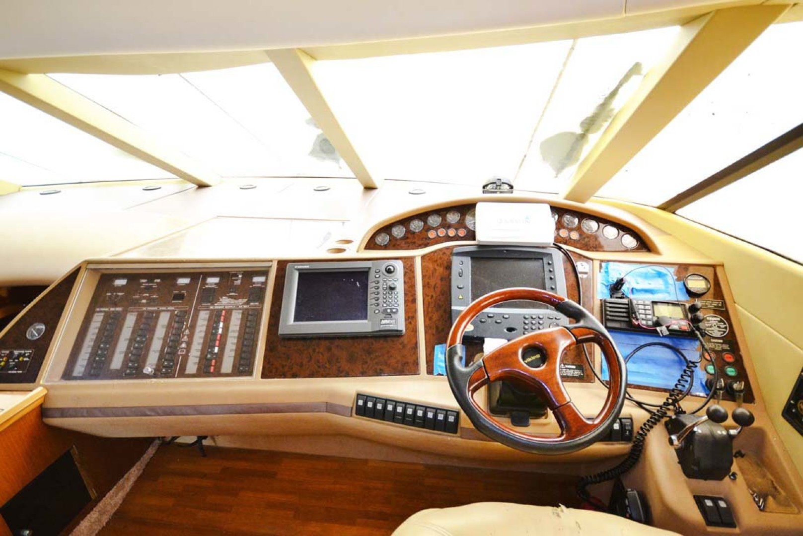 Viking Princess-Sport Cruiser 2004-Continuance Ft Pierce-Florida-United States-Helm Electronics-1187373 | Thumbnail
