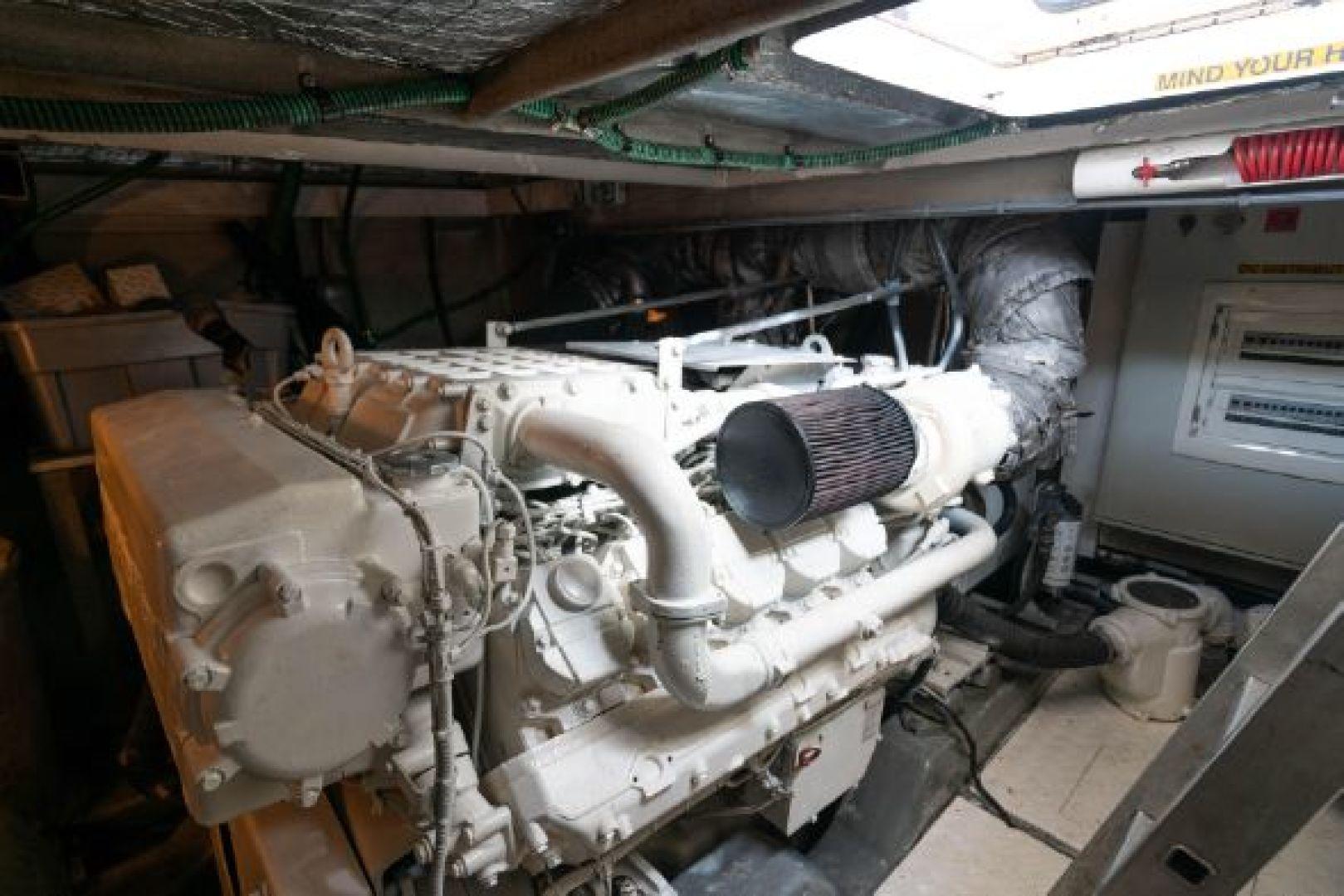 72' 2007 Sunseeker 66 Manhattan | Tampa Yacht Sales