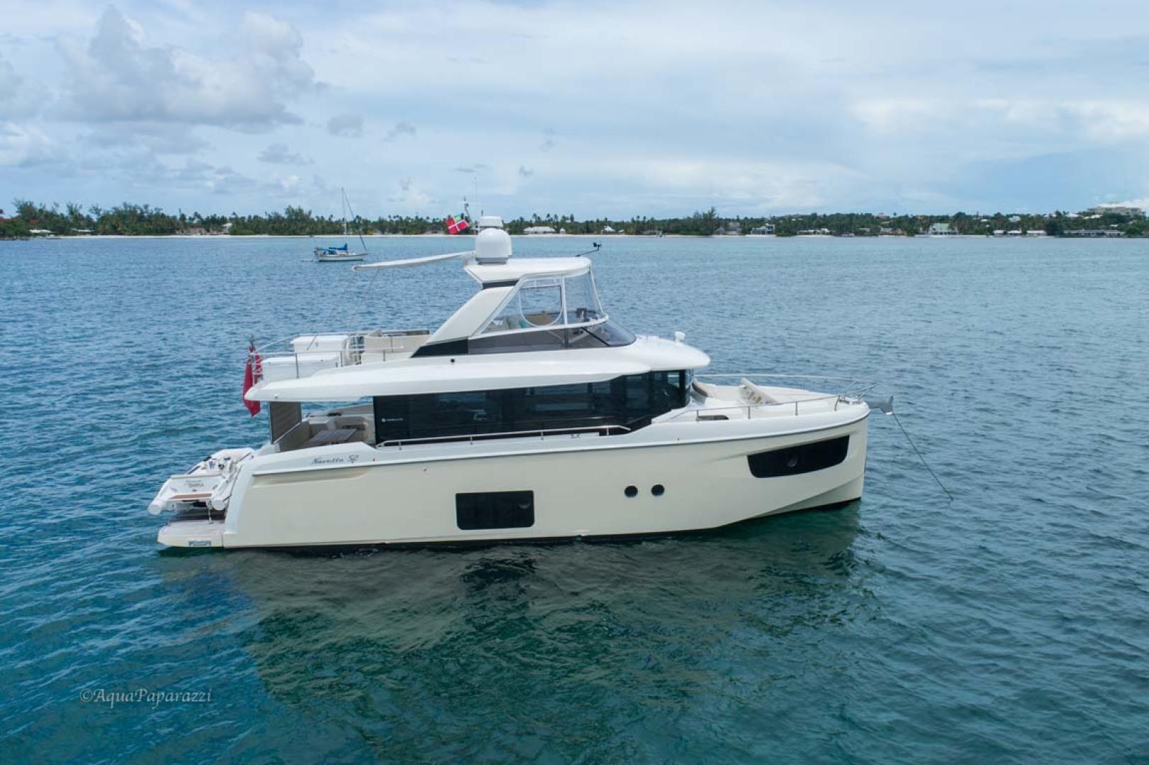 Absolute-52 Navetta 2017-Ohana North Palm Beach-Florida-United States-Main Profile-1188918 | Thumbnail