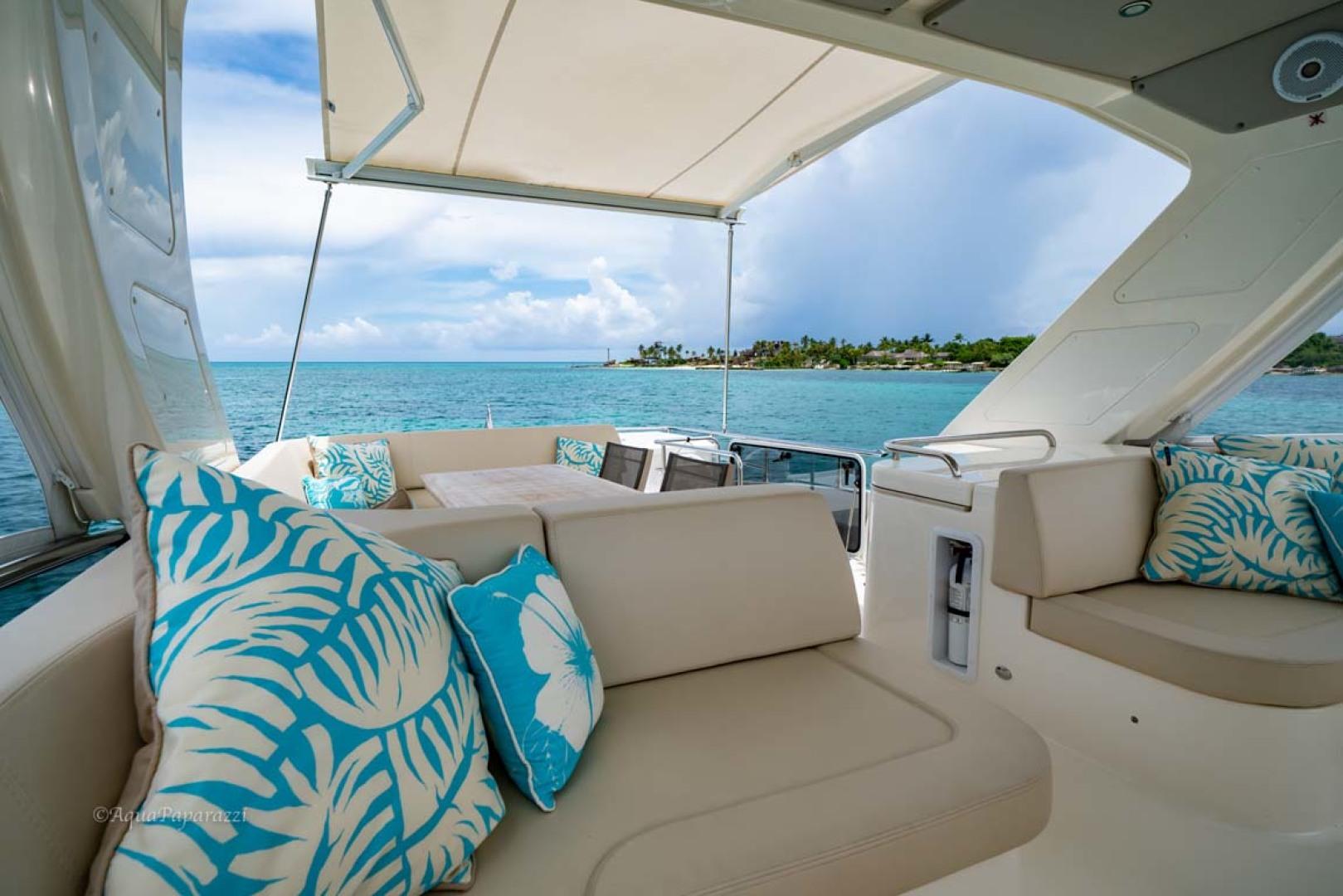 Absolute-52 Navetta 2017-Ohana North Palm Beach-Florida-United States-Flybridge Seating-1189358 | Thumbnail