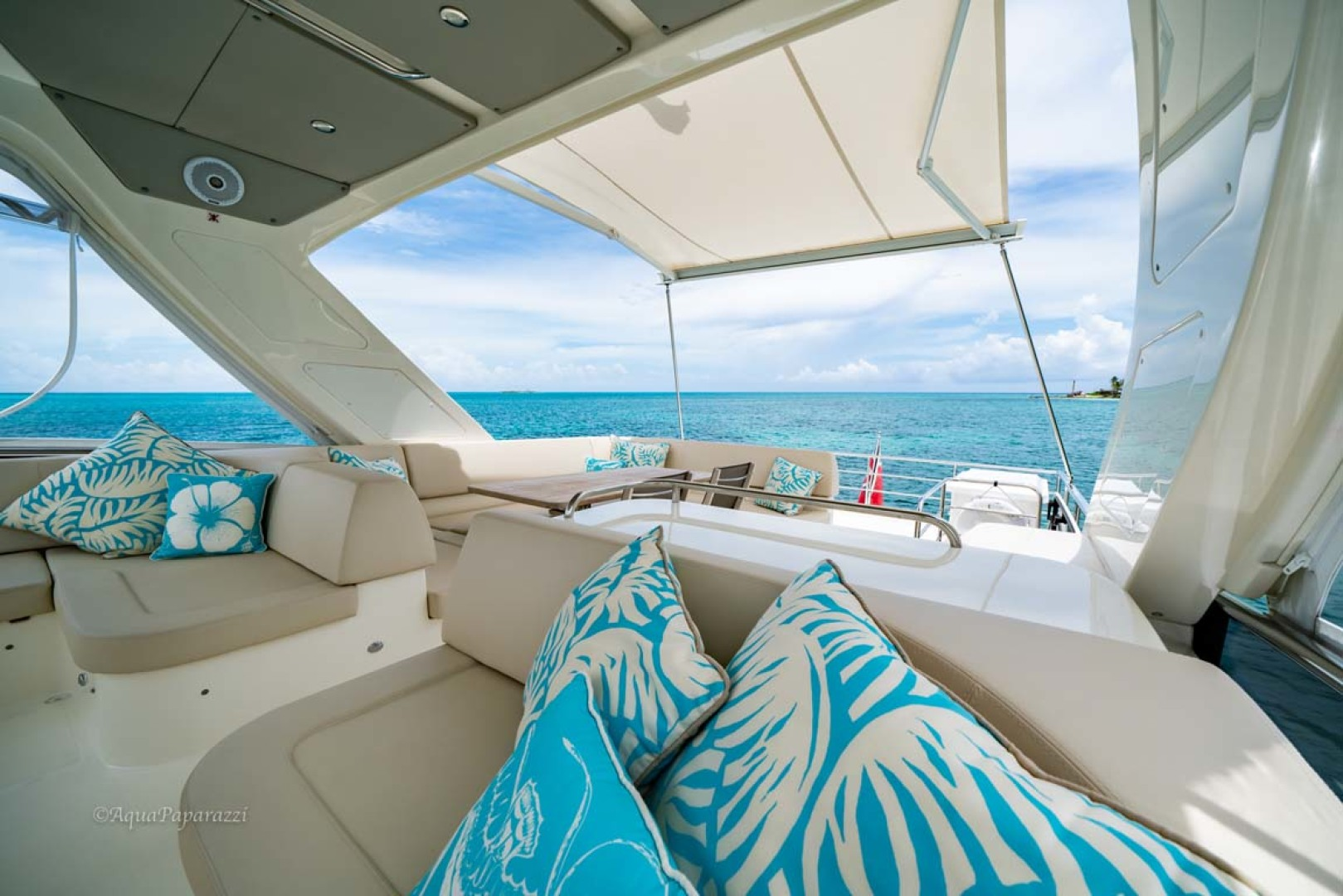 Absolute-52 Navetta 2017-Ohana North Palm Beach-Florida-United States-Flybridge Seating-1189359 | Thumbnail