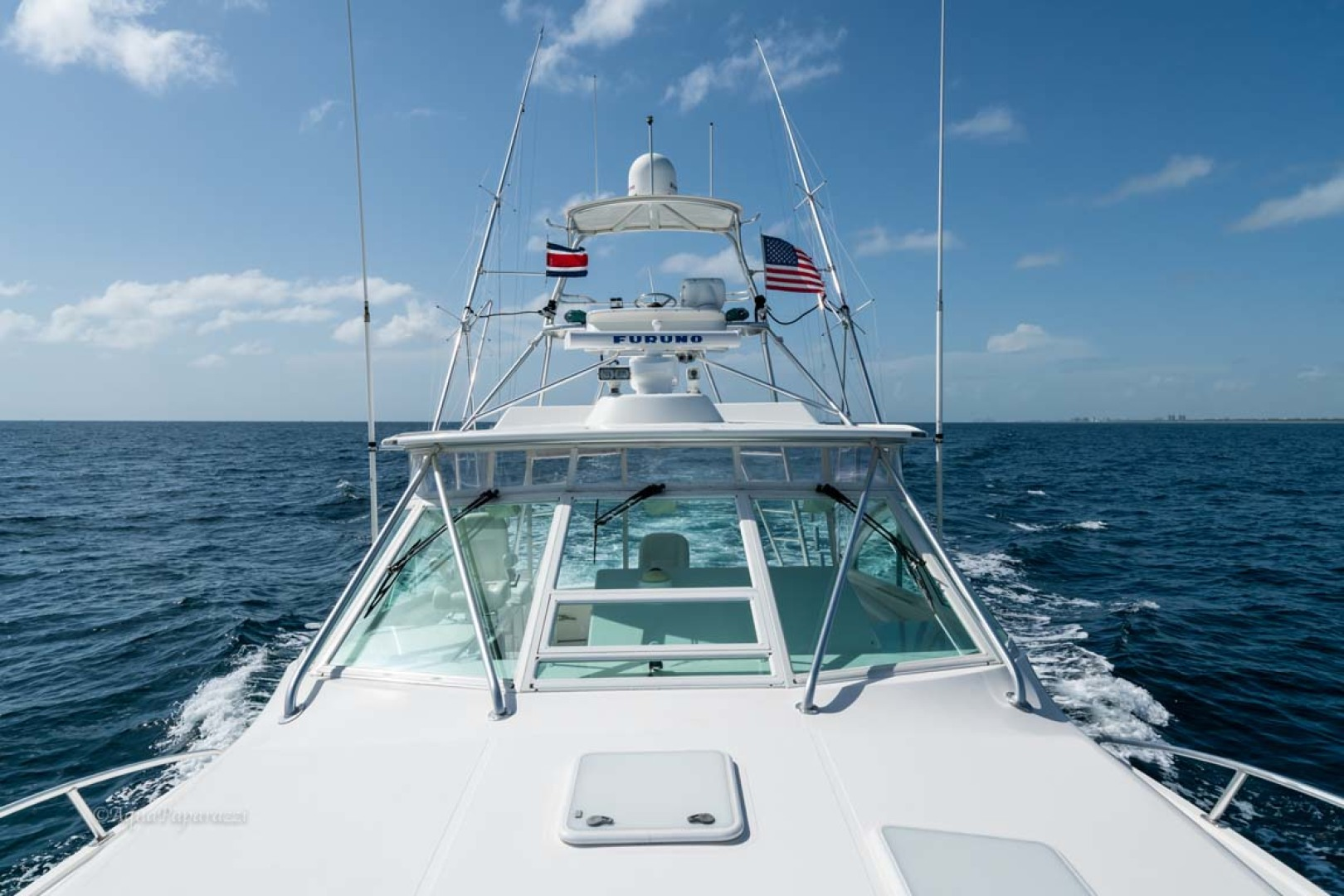 Cabo-Express 2007-Marauder Palm Beach Gardens-Florida-United States-Foredeck Looking Aft-1189492   Thumbnail