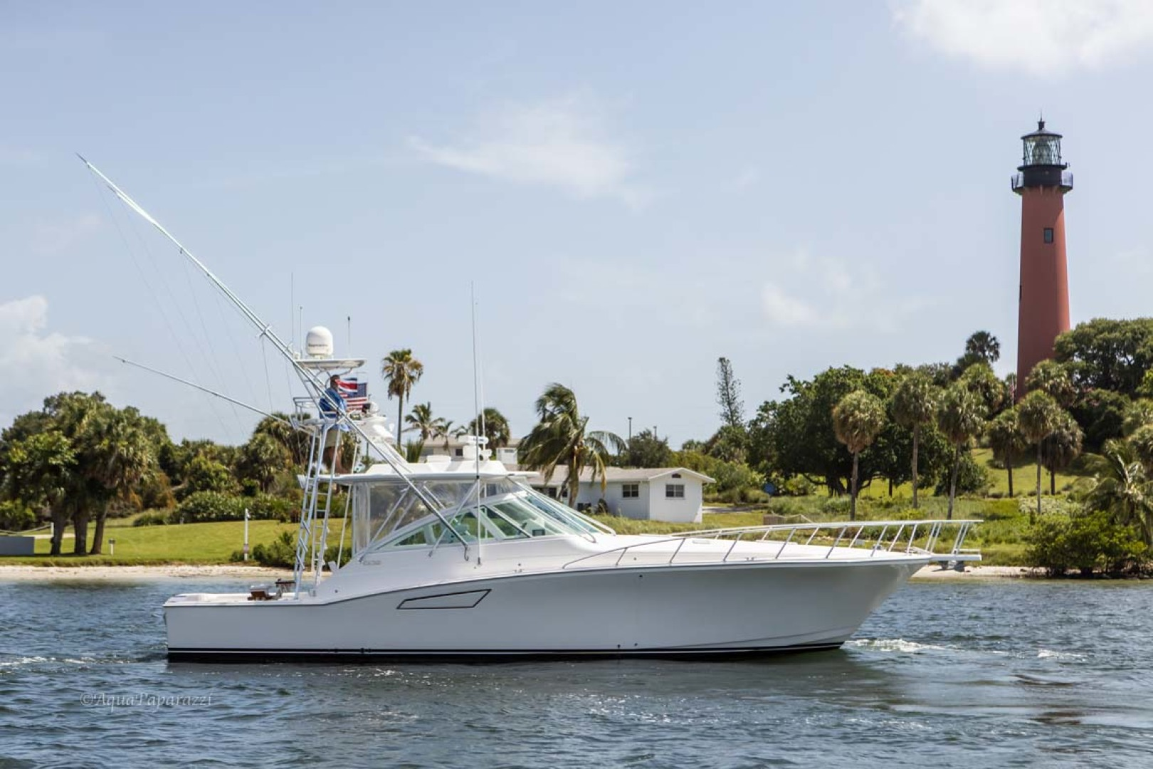 Marauder is a Cabo Express Yacht For Sale in Palm Beach Gardens-Profile-0